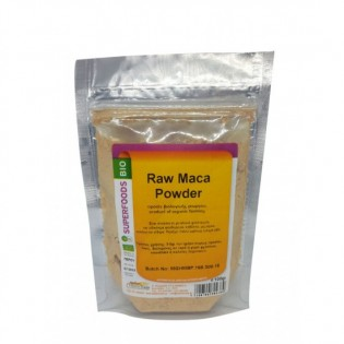 Health Trade Raw Maca Powder (Μάκα σκόνη) 100gr ΒΙΟ