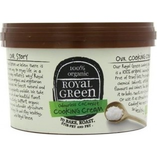 Royal Green Coconut Cooking Cream 250gr