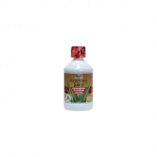 Optima Aloe Vera Juice Cranberry 1000ml