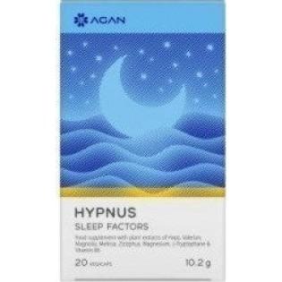 Agan Hypnus Sleep Factors 20caps