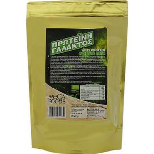 Mega Foods Milk Protein (Πρωτεΐνη γάλακτος)Green Mix Bio 500gr