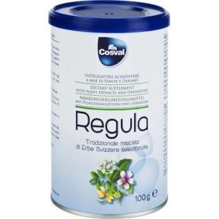 Cosval Regula Powder Καθαρτική Σκόνη 100gr