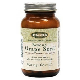 Flora Beyond Grape Seed 60 tabs