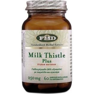Flora Milk Thistle Plus 250mg 60 tabs