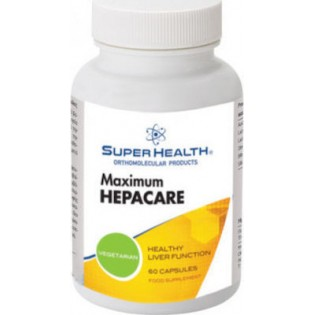 Super Health Maximum HepaCare 60 tabs