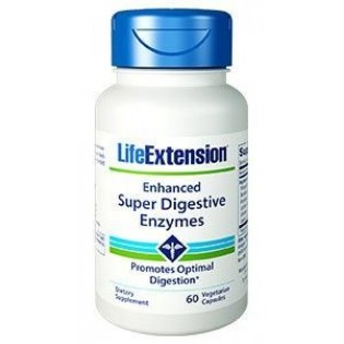 Life Extension Enhanced Super Digestive Enzymes 60 φυτικές κάψουλες