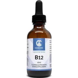 Medicore Liposomal Vitamin B12 60ml Vanilla Apricot