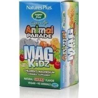 Nature's Plus Animal Parade Mag Kidz Chewable 90 μασώμενες ταμπλέτες