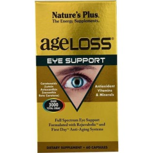 Nature's Plus AgeLoss Eye Support 60 κάψουλες