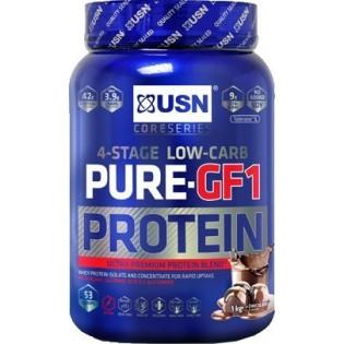 USN Pure Protein GF-1 1000gr Σοκολάτα