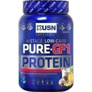 USN Pure Protein GF-1 1000gr Φράουλα
