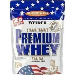 Weider Premium Whey 500gr Chocolate Nougat