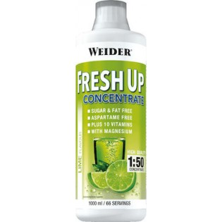 Weider Fresh Up Concentrate 1000ml Blood Orange (Σαγκουΐνι)