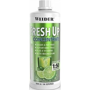 Weider Fresh Up Concentrate 1000gr Lime