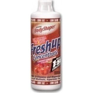 Weider Fresh Up Concentrate 1000ml Cherry Cola