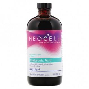 Neocell Hyaluronic Acid Blueberry Liquid 473ml