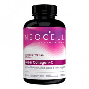 NeoCell Super Collagen +C 120tabs