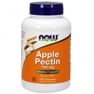 Now Apple Pectin 700 mg 120 Capsules