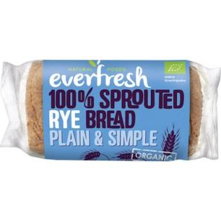Ever Fresh Ψωμί Φύτρου Σίκαλης 400gr ΒΙΟ