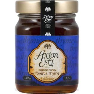Άξιον Εστί Βιολογικό Μέλι Δάσους & Θυμάρι 450gr
