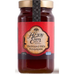 Άξιον Εστί Βιολογικό Μέλι Κουμαριάς 800gr
