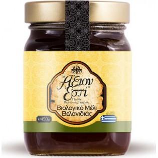 Άξιον Εστί Βιολογικό Μέλι Βελανιδιάς 450gr