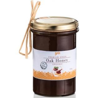 Smile Μέλι Βιολογικό Βελανιδιάς & Άγριων Βοτάνων 410gr