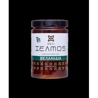Χελμός Βιολογικό Μέλι Βελανιδιάς 480gr