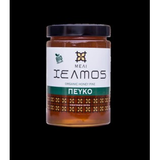 Χελμός Βιολογικό Μέλι Πεύκου 480gr
