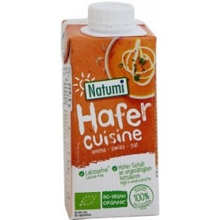 Natumi Κρέμα Μαγειρικής Βρώμης 200ml ΒΙΟ
