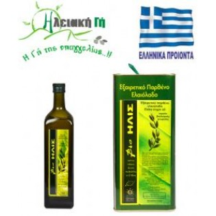 Bioilis Ελαιόλαδο Ηλείας 1lt ΒΙΟ