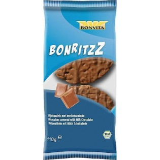 Bonvita Ρυζογκοφρέτες Σοκολάτα 100gr