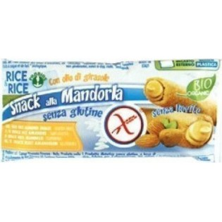 Probios Πουράκια ρύζι αμύγδαλο χωρίς γλουτένη 25gr