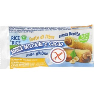 Probios Rice & Rice Πουράκια Ρύζι Κακάο 25gr