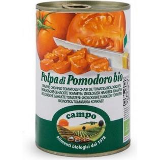 Campo Σάλτσα Μαγειρικής Ψιλοκομμένη Τομάτα Κονκασέ 400gr