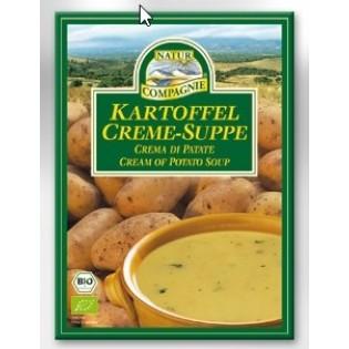 Natur Compagnie Σούπα Στιγμής με Πατάτες 50gr