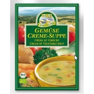 Natur Compagnie Σούπα Στιγμής Λαχανικών 50gr