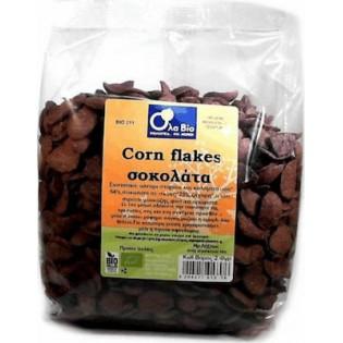 Όλα Bio Corn flakes σοκολάτα 250gr