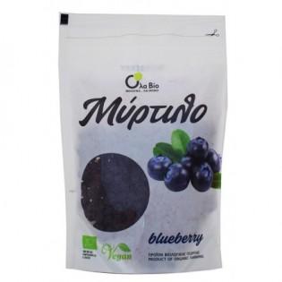 Mega Foods Blueberries αποξηραμένο (μύρτιλο) 100gr