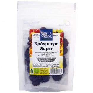 Mega Foods Cranberries Ολόκληρα 100gr
