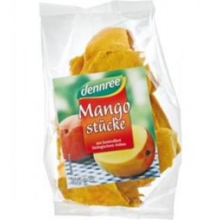 Dennree Μάνγκο Αποξηραμένο 100gr