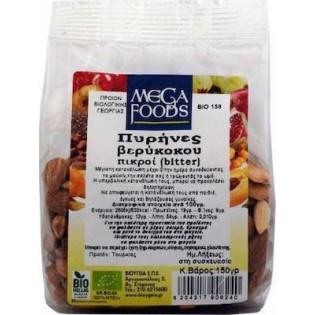 Mega Foods Βερύκοκα Πυρήνες Πικροί 150gr