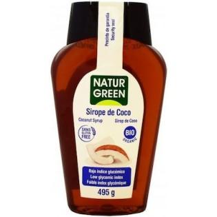 NaturGreen Σιρόπι Καρύδας 495ml BIO