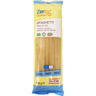 Fior Di Loto Σπαγγέτι ρυζιού χωρίς γλουτένη 500gr