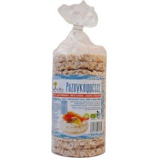 Όλα Bio Ρυζογκοφρέτες με αλάτι χωρίς γλουτένη 100gr