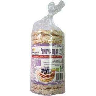 Όλα Bio Ρυζογκοφρέτες χωρίς αλάτι χωρίς γλουτένη 100gr