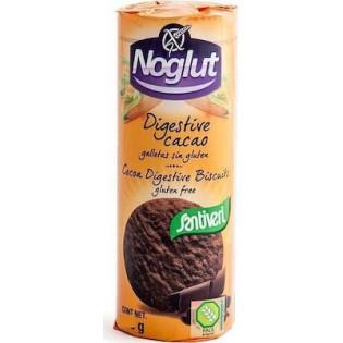 Santiveri Μπισκότα Digestive Κακάο Χωρίς Γλουτένη 200gr